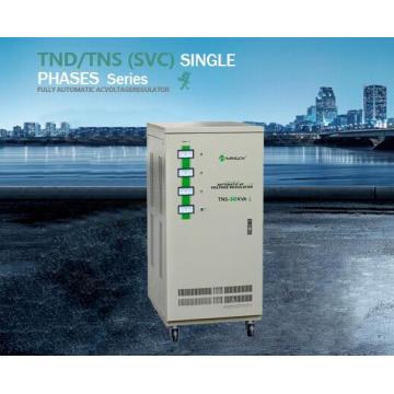Регулятор напряжения переменного тока серии Tns для дома