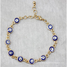 Evil Eye Anti Chapado pulsera (XBL13493)