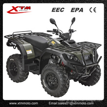 Venda por atacado 300cc 4x4 rua Legal Wheeler 4 adultos Quad ATV