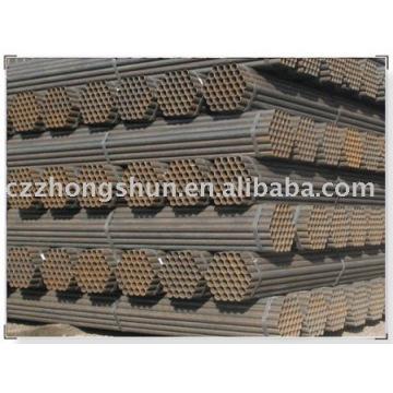Kleines OD geschweißtes Stahlrohr / ASTM A53 A236 API DIN ERW PIPW