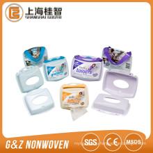 нетканые ткани spunlace влажные салфетки мокрой ткани сырье производство