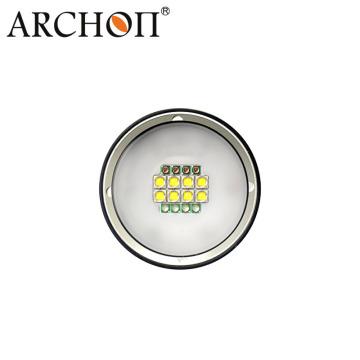 Archon Diving Video Light Max 5200 люмен с четырьмя цветами подсветки