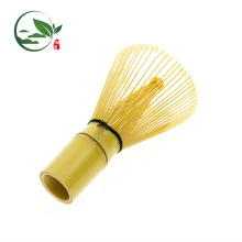 AUF LAGER 100 Prong Chasen Golden Bamboo Whisk