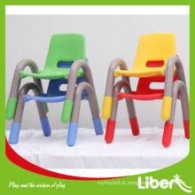 Mesa pré-escolar de plástico e cadeira definida para crianças (LE.ZY.014)