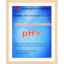 Soda Ash Light für Schwimmbad Wasserbehandlung Chemikalien Natriumcarbonat