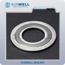 Спиральная набивка прокладок, Прокладка внутреннего и наружного кольца, Уплотнительная прокладка
