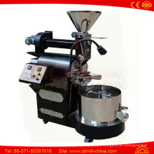 High Grade 1kg Temperature Curve Remember Small Coffee Roaster Machine