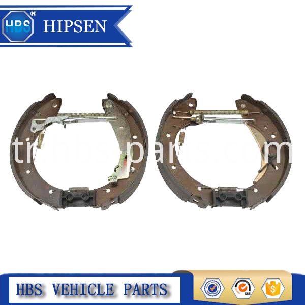 Brake Shoes For Peugeot