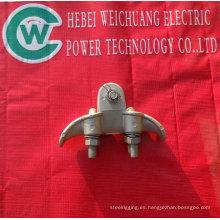 abrazadera de suspensión galvanizada por inmersión en caliente por abrazadera de cable