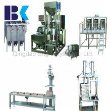 Máquina de processamento de soja totalmente automática
