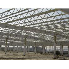 Здание стальной структуры Ферменной конструкции рамы (сайт kxd-SSB1245)