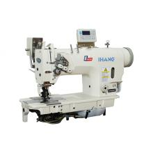 Three Needle Large Hook Thin Material Sewing Machine