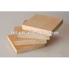 Bamboo core plywood