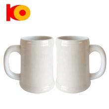 Factory direct thick cheap beer mug ceramic