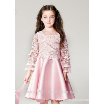 little girl dress queen scoop neckline sleeveless sexies girls in hot night dress ED790