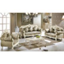 Sofá de la sala de estar / Sofá casero / Sofá de la tela (929M)
