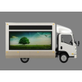 Outdoor High Definition Mobile Truck LED Display