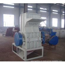 triturador de tubos de plástico