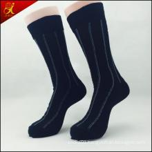 Popular MID Calf Sock Eco-Friendly Product 2015