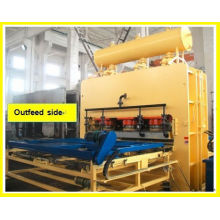 oil cylinders hydraulic press for melamine lamination