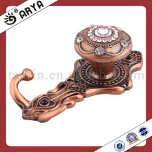 Beautiful Plastic Curtain Tassel Tieback Holder and Hook Design,Nice Curtain Accessory