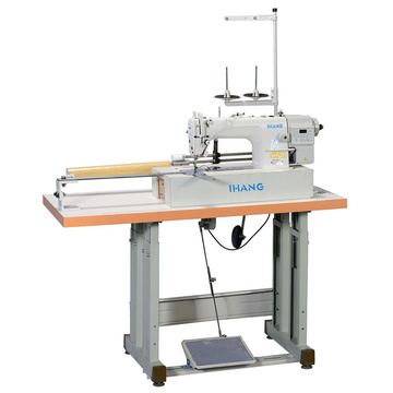 Datoriserad Lockstitch Pleating Machine