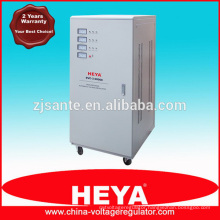 Vertical Type High Accuracy Three Phase AC Voltage Regulator