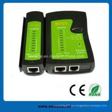 Probador del cable del LAN de Rj11 / RJ45 / BNC (ST-CT468AT)