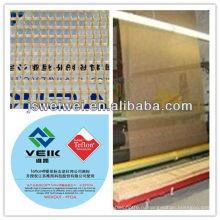 тефлона PTFE ленты PTFE покрытием стекловолокно + кевлар PTFE ленты ткань 4мм х 4мм сетка окно