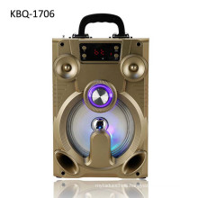 Factory supply wireless speaker for karaoke system home use Karaoke bluetooth speaker