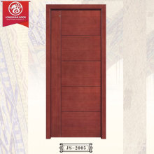 Natural Veneer Wooden Door, Korea Style Doors with Simple Desgin                                                                         Quality Choice