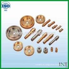 venta caliente de piezas de precisión de metal customed