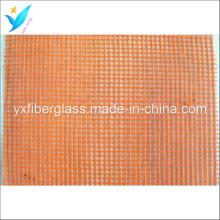 5mm*5mm 80G/M2 Orange Fiberglass Net