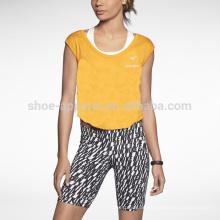2014 komfortables superweiches kurzes T-Shirt für Damen
