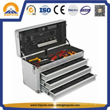 Aluminium outil stockage commode 3 tiroirs (HT-1227)
