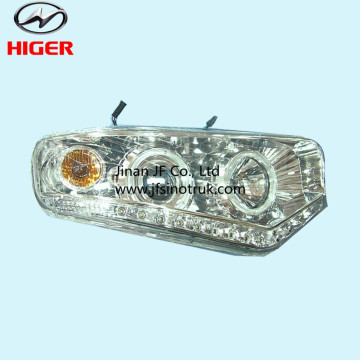 37V11-11100 37V11-11200 Higer KLQ6129 KLQ6119 Head Lamp