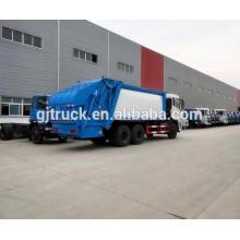 NG oder CNG 10CBM Dongfeng Müllwagen / Müllverdichter / Müllkompressor / Müll Müllwagen / Müllverdichter LKW