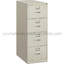 Cabinet de fichiers verticaux à deux côtés