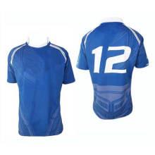 Uniforme de rugby de sublimación personalizado