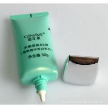 Tubo de nariz de agulha oval de 35 mm de diâmetro com tampa de parafuso (EF-TB3503)