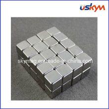 Super Forte NdFeB Cube Magnet Memo Magnet