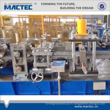 Chaîne de production de chemin de câbles de haute qualité, machine de chemin de câbles en métal