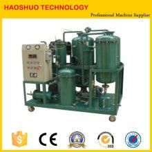 Purificador de aceite de vacío caliente de la venta Equipemnt, máquina para el transformador