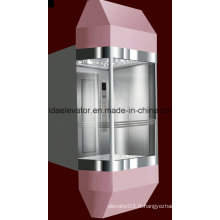 Ascenseur panoramique à prix élevé et à prix abordable