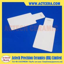 Folha / placa / carcaça cerâmicas elétricas da alumina Al2O3 da isolação