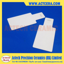 Электрическая Изоляция Глинозема Al2O3 Керамический Лист/Пластины/Подложки