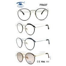 Colourful Latest Fashion Metal Optical Frames (FR437)