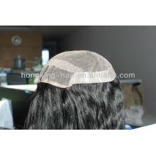 """Frauen Haartoupee für schwarze Frauen 18 """"1 #"""