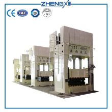 Glass Mat Thermoplastics GMT Hydraulic Press Machine 800T