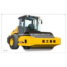 Maquinaria competitiva XCMG Xs162 do compressor do rolo do único cilindro do 16t